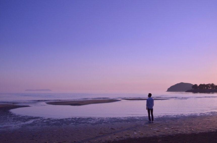 父母ヶ浜(ちちぶがはま)の夕陽をたっぷり撮影しました。~香川県のフォトスポット~