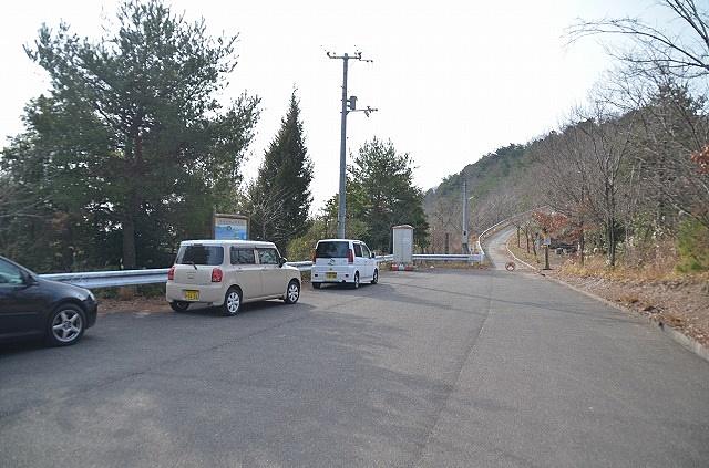 高屋神社 駐車場
