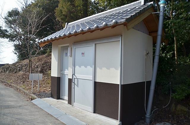 高屋神社 トイレ