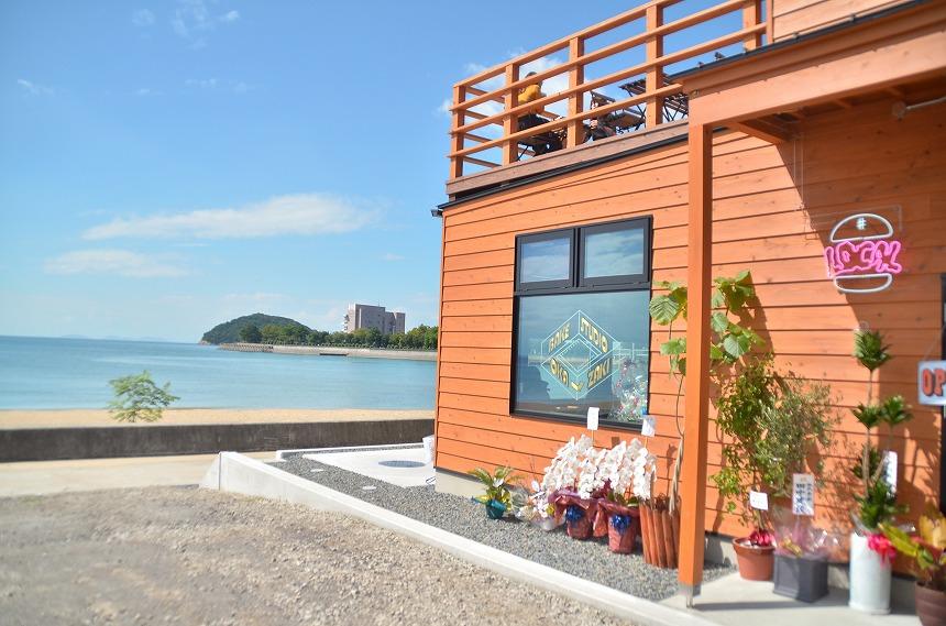 父母ヶ浜に待望のカフェOPEN!~BAKE STUDIO OKAZAKI(ベイクスタジオオカザキ)~