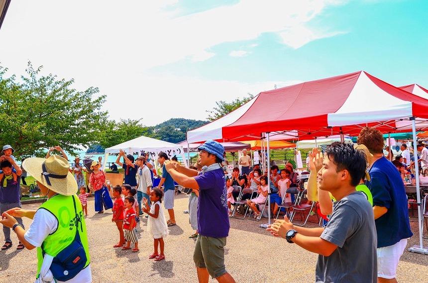 小豆島まるごとマルシェProjectあずきの島マメマメマーケット