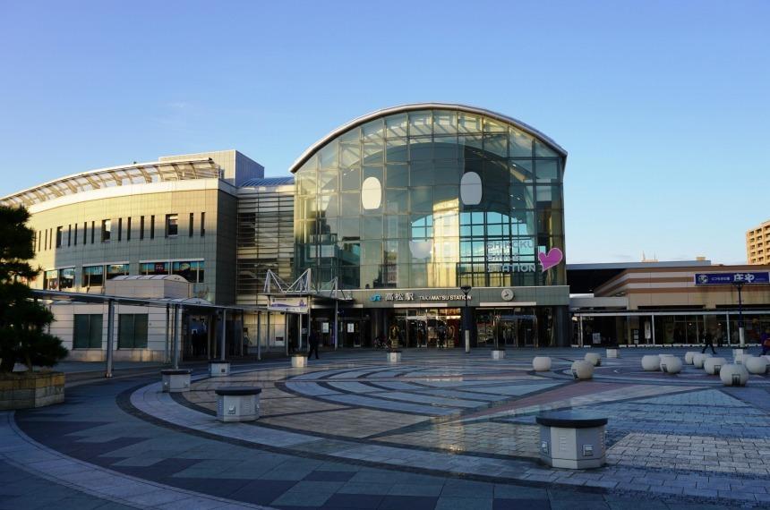 【珍事】JR高松駅に出没したイノシシはどこから来たのか?