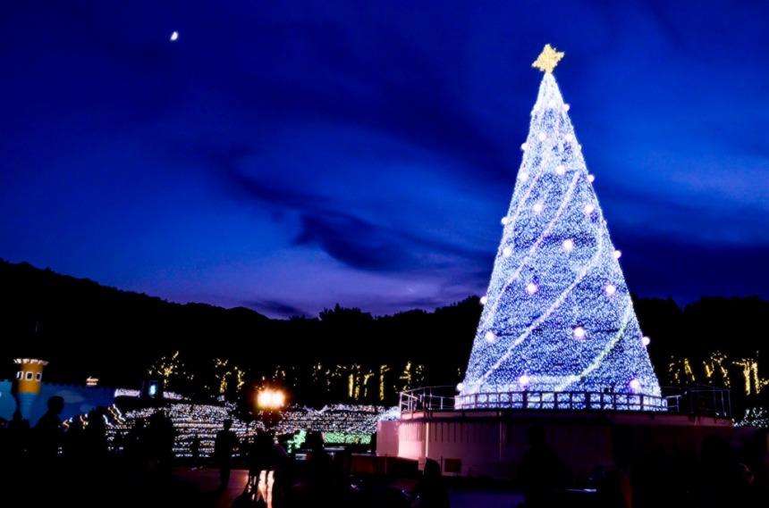 NEWレオマワールド 2019クリスマスイルミネーション