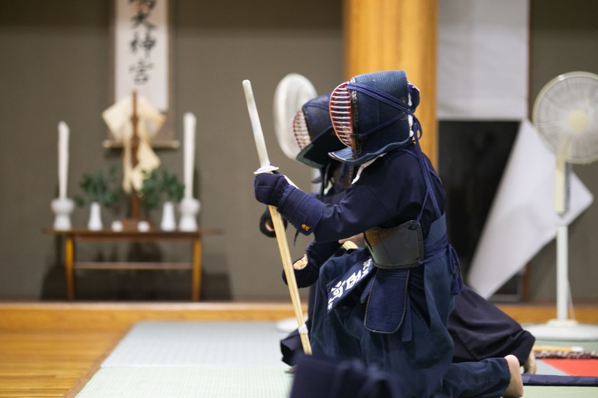 「鬼滅」の影響?いま子供たち注目の剣道教室に潜入してみた。