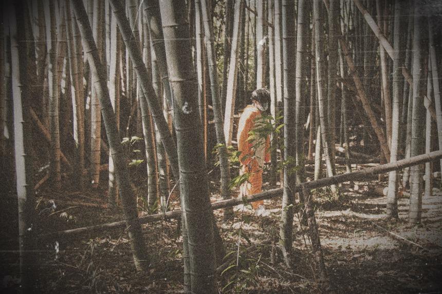 スーツ隊が行く!#12「綾川町の山奥に原人が生息か?!命がけの調査を敢行」
