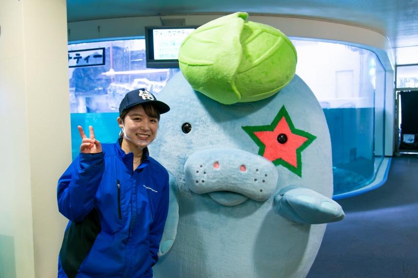 水族館飼育員ってどんな仕事なの?新屋島水族館で1日体験してみた。