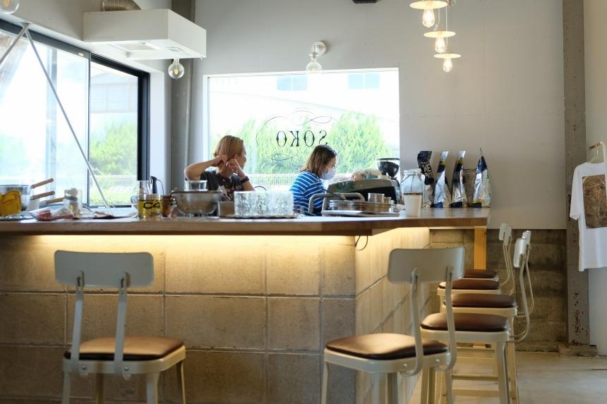 チーズケーキにスパイス?!おしゃれカフェもある複合施設「SOKO」