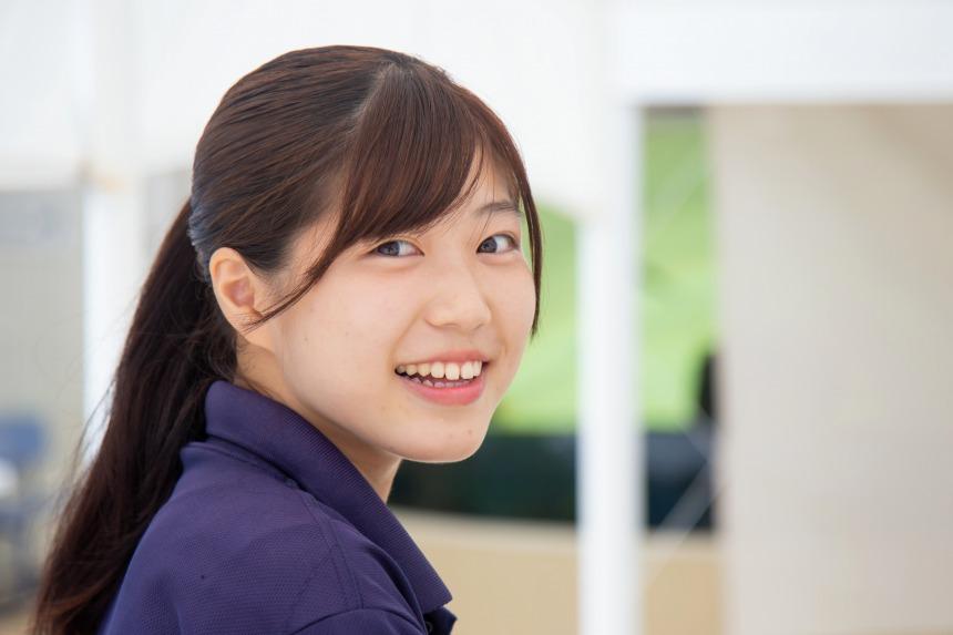 新屋島水族館 木谷海友さん