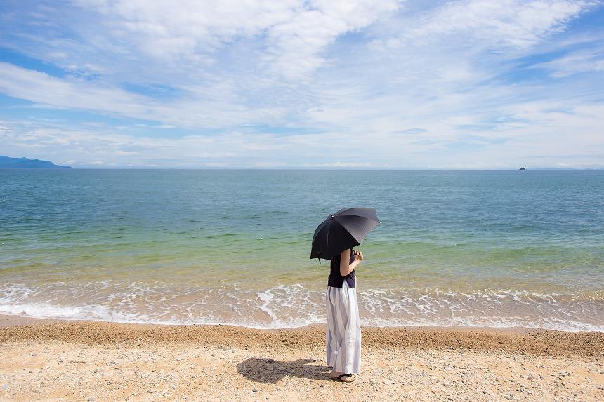 勝手に東かがわプロモ!広い海が見えるご機嫌な海岸線
