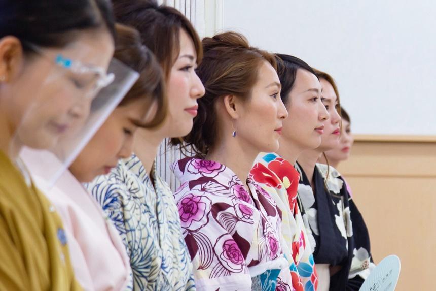 ミセスジャパン2021香川大会の公式トレーニングに潜入してみた。